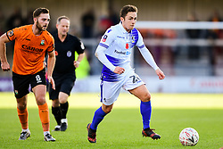 Sam Matthews of Bristol Rovers - Mandatory by-line: Ryan Hiscott/JMP - 11/11/2018 - FOOTBALL - The Hive - Barnet, England - Barnet v Bristol Rovers - Emirates FA Cup first round proper