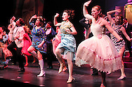Students perform in Hairspray on the main stage during the 13th Annual ArtsGala at Wright State University's Creative Arts Center, Saturday, March 31, 2012.