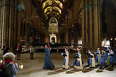 161210 - Lincoln Cathedral Choir