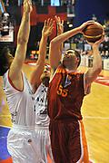DESCRIZIONE : Biella Lega A 2011-12 Angelico Biella Acea Roma <br /> GIOCATORE : Uros Slokar<br /> SQUADRA :  Acea Roma<br /> EVENTO : Campionato Lega A 2011-2012 <br /> GARA :Angelico Biella Acea Roma<br /> DATA : 25/01/2012<br /> CATEGORIA : Penetrazione Tiro<br /> SPORT : Pallacanestro <br /> AUTORE : Agenzia Ciamillo-Castoria/ L.Goria<br /> Galleria : Lega Basket A 2011-2012 <br /> Fotonotizia : Biella Lega A 2011-12  Angelico Biella Acea Roma<br /> Predefinita