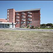 Esterni dell' Ospedale S.Maria di Misercordia Albenga (SV) .22 agosto 2011