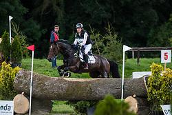 De Liedekerke-Meier Lara, BEL, Alpaga d'Arville<br /> FEI European Eventing Championships Strzegom 2017<br /> © Hippo Foto - Eric Knoll