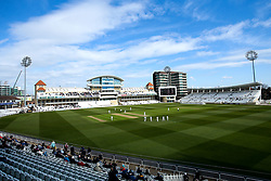 A general view of Trent Bridge during Nottinghamshire v Yorkshire in the opening game of the 2019 County Championship season - Mandatory by-line: Robbie Stephenson/JMP - 05/04/2019 - CRICKET - Trent Bridge - Nottingham, England - Nottinghamshire v Yorkshire - Specsavers County Championship Division One