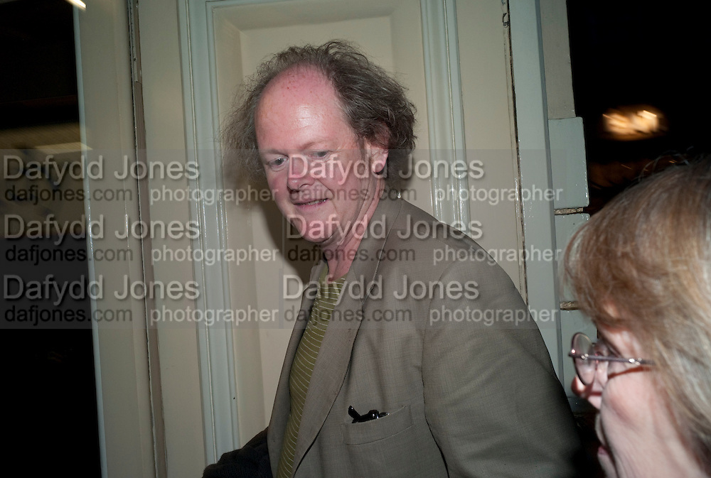 CRAIG BROWN, Rachel's Johnson's 'A Diary of the Lady'book launch at The Lady's offices. Covent Garden. London. 30 September 2010. -DO NOT ARCHIVE-© Copyright Photograph by Dafydd Jones. 248 Clapham Rd. London SW9 0PZ. Tel 0207 820 0771. www.dafjones.com.