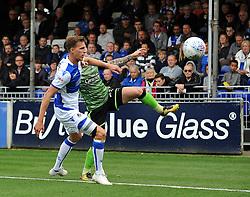 Joe Partington of Bristol Rovers - Mandatory by-line: Neil Brookman/JMP - 30/09/2017 - FOOTBALL - Memorial Stadium - Bristol, England - Bristol Rovers v Plymouth Argyle - Sky Bet League One