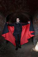 Dracula - publicity shoot