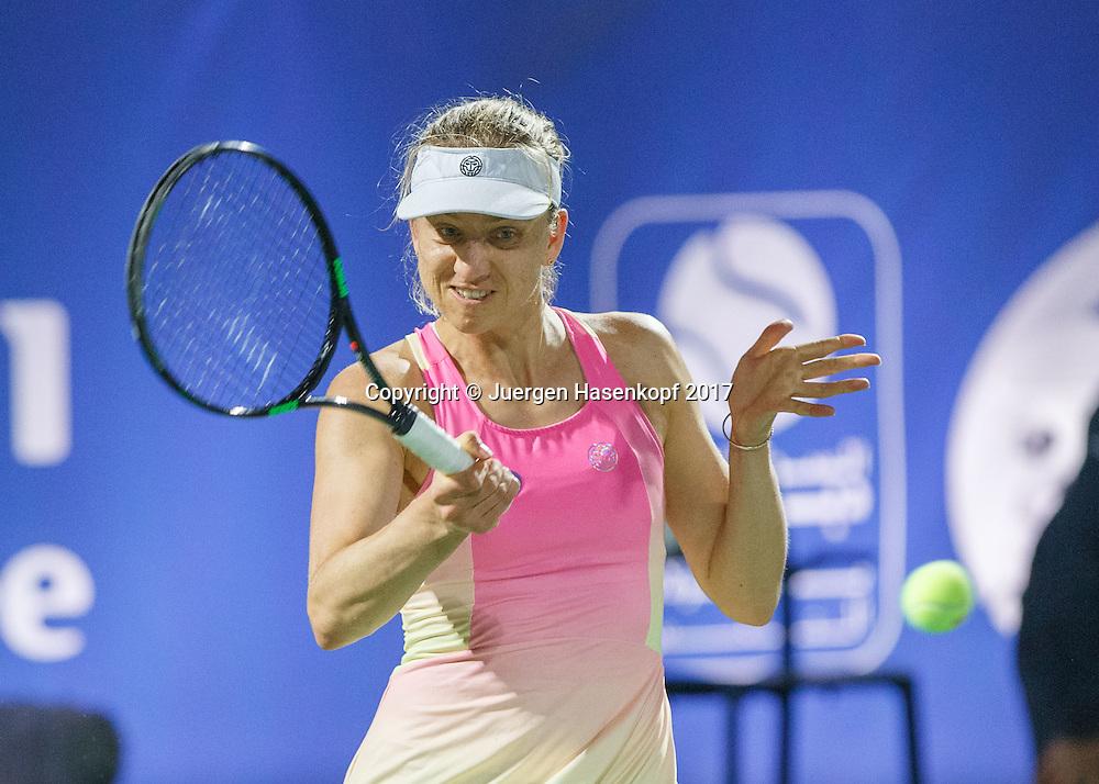 MONA BARTHEL (GER)<br /> <br /> Tennis - Dubai Tennis Championships 2017 -  WTA -  Dubai Duty Free Tennis Stadium - Dubai  -  - United Arab Emirates  - 22 February 2017.
