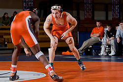 Virginia's Eric Albright (ranked #20 in the nation) defeated Campbell's Trevour Smith by medical forfeit in the 133 lb weight class.  The Virginia Cavaliers defeated the Campbell Camels 48-0 in wrestling at the the University of Virginia's Memorial Gymnaisum  in Charlottesville, VA on February 2, 2008.