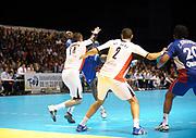 DESCRIZIONE : France Equipe de France Homme France Egypte 09/06/2010 Toulouse Zenith<br /> GIOCATORE : Abalo Luc<br /> SQUADRA : France<br /> EVENTO : France Egypte Amical<br /> GARA : France Egypte<br /> DATA : 09/06/2010<br /> CATEGORIA : Handball France Homme Action<br /> SPORT : HandBall<br /> AUTORE : JF Molliere par Agenzia Ciamillo-Castoria <br /> Galleria : France Hand Homme 2009/2010  <br /> Fotonotizia :  France Equipe de France Homme France Egypte 09/06/2010 Toulouse Zenith<br /> Predefinita :