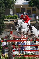 Philippaerts Olivier (BEL) - Cabrio vd Heffinck<br /> FEI NAtions Cup of Rome 2012<br /> © Hippo Foto - Beatrice Scudo