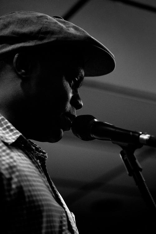 Stafford Hunter, Musician, Trenton - 2016