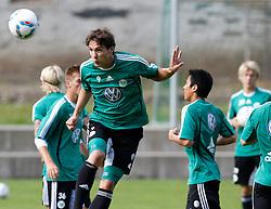 19.07.2011, Bad Kleinkirchheim, AUT, Fussball Trainingscamp VFL Wolfsburg, im Bild Serdjan Lakic , EXPA Pictures © 2011, PhotoCredit: EXPA/Oskar Hoeher