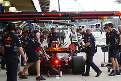 November 11, 2017 - Sao Paulo, Brazil - Motorsports: FIA Formula One World Championship 2017, Grand Prix of Brazil, ..#33 Max Verstappen (NLD, Red Bull Racing) (Credit Image: © Hoch Zwei via ZUMA Wire)
