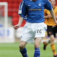 St Johnstone season 2005/06<br />John Henry<br /><br />Picture by Graeme Hart.<br />Copyright Perthshire Picture Agency<br />Tel: 01738 623350  Mobile: 07990 594431