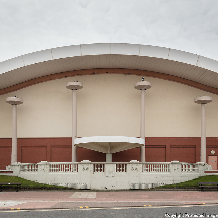 Floral Pavilion Theatre, New Brighton, Merseyside.