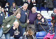 Dundee fans - Inverness v Dundee  - SPFL Premiership at the Caledonian Stadium<br /> <br />  - &copy; David Young - www.davidyoungphoto.co.uk - email: davidyoungphoto@gmail.com