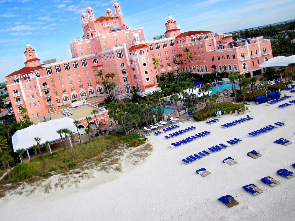 The Don CeSar, St. Pete Beach, FL