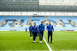 Bristol Rovers arrive at Coventry City - Mandatory by-line: Robbie Stephenson/JMP - 07/04/2019 - FOOTBALL - Ricoh Arena - Coventry, England - Coventry City v Bristol Rovers - Sky Bet League One