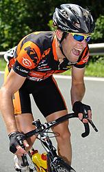 08.07.2010, AUT, 62. Österreich Rundfahrt, 5. Etappe, Bleiburg-Deutschlandsberg, im Bild Stefan Probst (AUT, Arbö-KTM-Geb. Weiss), EXPA Pictures © 2010, PhotoCredit: EXPA/ S. Zangrando / SPORTIDA PHOTO AGENCY