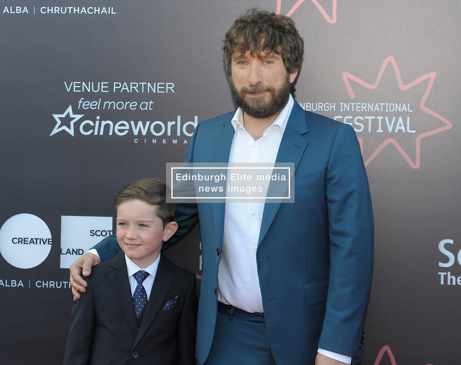 Edinburgh International Film Festival, Thursday, 21st June 2018<br /> <br /> THE SECRET OF MARROWBONE (UK PREMIERE)<br /> <br /> Pictured: Matthew Stagg and Sergio G. Sanchez<br /> <br /> (c) Aimee Todd | Edinburgh Elite media