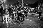 Atos contra Aumento da Tarifa de Transporte Público em São Paulo. Protests against the public transportation fare increase in São Paulo.