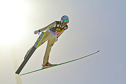29.12.2010, Schattenbergschanze, Oberstdorf, GER, Vierschanzentournee, Oberstdorf, 1. Wertungsdurchgang, im Bild Maximilian Mechler, GER, during the 59th Four Hills Tournament First Jump in Oberstdorf, EXPA Pictures © 2010, PhotoCredit: EXPA/ P. Rinderer