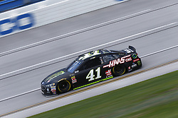 April 27, 2018 - Talladega, Alabama, United States of America - Kurt Busch (41) takes to the track to practice for the GEICO 500 at Talladega Superspeedway in Talladega, Alabama. (Credit Image: © Justin R. Noe Asp Inc/ASP via ZUMA Wire)