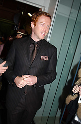 Actor DAMIAN LEWIS at a party to celebrate the opening of Jasper Conran's new shop and HQ at 36 Sackville Street, London W1 on 15th February 2005.<br /><br />NON EXCLUSIVE - WORLD RIGHTS