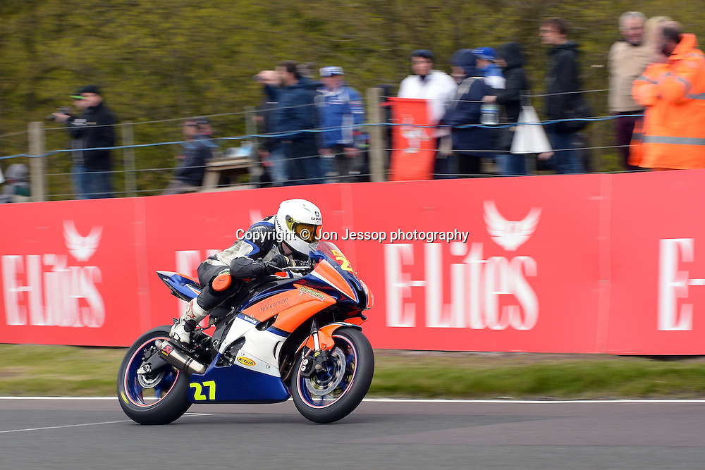 #27 Ricky Tarren Ricky T /Richy B Racing Yamaha Pirelli National Superstock 600