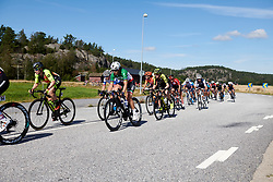 Marta Bastianelli (ITA) during Ladies Tour of Norway 2019 - Stage 4, a 154 km road race from Svinesund to Halden, Norway on August 25, 2019. Photo by Sean Robinson/velofocus.com