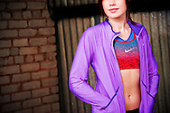 Sports and Fashion Photography featuring Dani Baker, captain of the Welsh commonwealth taekwondo team and British champion, by Sports and PR Photographer Ioan Said