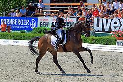 Beekink Robin (NED) - Pablo<br /> European Championship Young Riders 2010<br /> © Hippo Foto - Leanjo de Koster