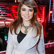 NLD/Amsterdam/20121130 - 4e liveshow The Voice of Holland 2012, Eyelar Mirzazadeh