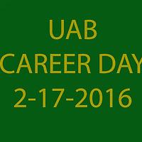 UAB CAREER DAY 2-17-2016