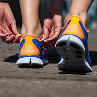 Nike Free 5.0 photoshoot
