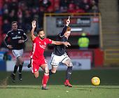 Aberdeen v Dundee - 17-03-2018