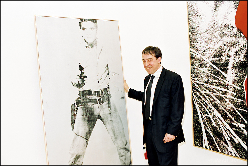 Andrew Massad, Christie's, NY