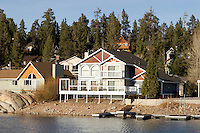 Lakeshore Homes, Big Bear Lake, California