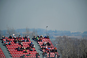 Formula One Testing, Circuit de Catalunya, Barcelona, Spain, World Copyright: Jamey Price