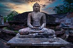 Polonnaruwa, North Central Province, Sri Lanka.