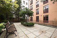 Courtyard at 247 West 115th Street