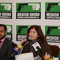Toluca, México.- Teresa Troncoso de Venguer, directora del programa Cultura de la Legalidad de México Unido Contra la Delincuencia (MUCD) presentó la más reciente evaluación que se realizó en 11 agencias del MP y Centros de Justicia permanentes a la Fiscalía Regional de Ecatepec, en donde se dijo que existe una mejora de forma significativa.  Agencia MVT / Crisanta Espinosa