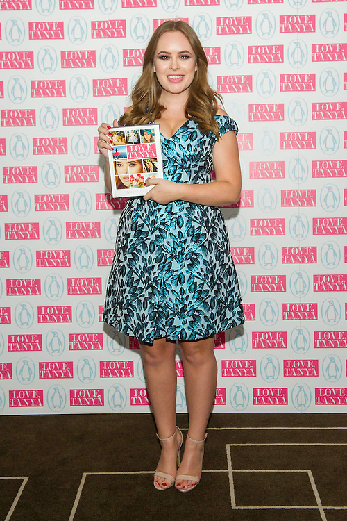 LOVE, TANYA a new book by Tanya Burr (pictured) and published by Penguin, is launched at Rosewood London. She is is a Beauty, Fashion & Lifestyle Blogger and YouTuber. On her YouTube channel (YouTube.com/TanyaBurr) Tanya delivers makeup tutorials, beauty and style guidance.  The launch will be supported by other vloggers – Zoella, Alfie Deyes, Jim Chapman.