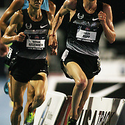 RUPP - 13USA, Des Moines, Ia. - Galen Rupp took the lead on the final lap of the 10.000 and wasn't challenged. Photo by David Peterson