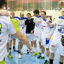 20140112: SLO, Handball - WC Qualifying, Slovenia vs Ukraine