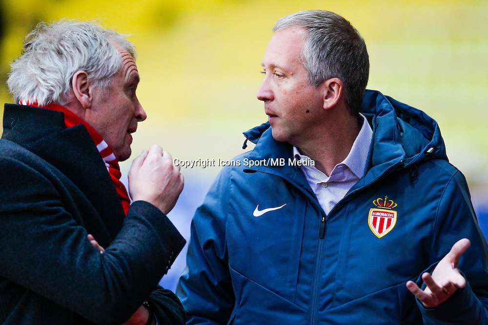 Vadim Vasilyev / Filip Dhondt  - 21.01.2015 - Monaco / Evian Thonon   - Coupe de France 2014/2015<br /> Photo : Sebastien Nogier / Icon Sport