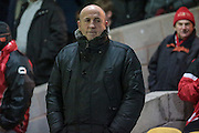 John Coleman (Accrington Stanley) during the Sky Bet League 2 match between Accrington Stanley and Hartlepool United at the Fraser Eagle Stadium, Accrington, England on 19 January 2016. Photo by Mark P Doherty.