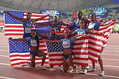 Doha World Athletics Championships 2019 IAAF Athletics 051019