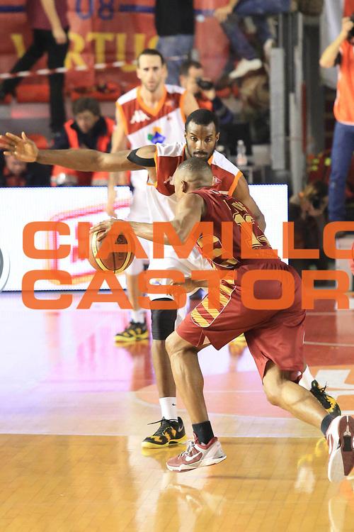 DESCRIZIONE :  Roma Lega A 2012-13 Acea Roma Umana Reyer Venezia<br /> GIOCATORE : Gani Lawal<br /> CATEGORIA : controcampo difesa<br /> SQUADRA : Acea Roma<br /> EVENTO : Campionato Lega A 2012-2013 <br /> GARA : Acea Roma Umana Reyer Venezia<br /> DATA : 16/03/2013<br /> SPORT : Pallacanestro <br /> AUTORE : Agenzia Ciamillo-Castoria/M.Simoni<br /> Galleria : Lega Basket A 2012-2013  <br /> Fotonotizia : Roma Lega A 2012-13 Acea Roma Umana Reyer Venezia<br /> Predefinita :