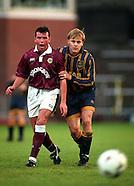 Hearts v Aberdeen 4.12.1993